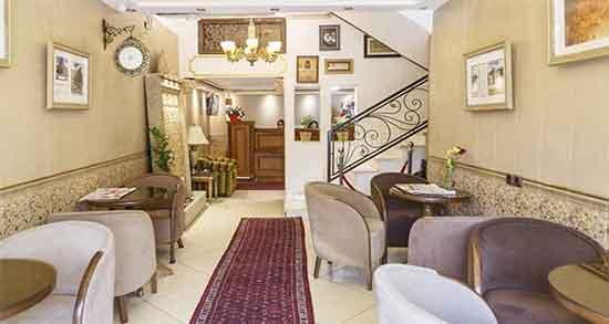 گرانترین هتل دبی